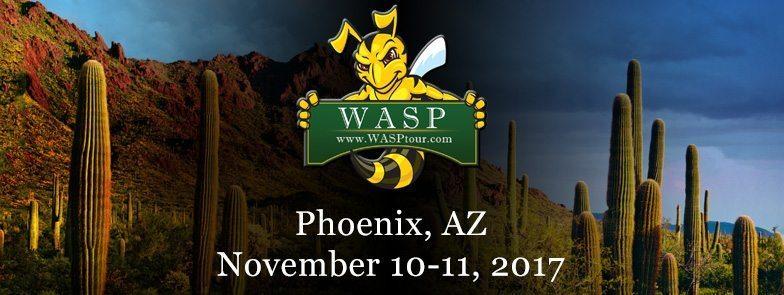 WASP Tour - Poker Tournament Phoenix AZ November 2017